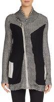 XCVI Fishnet Knit Jacket