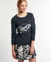Superdry JPN Sweater Combo Dress