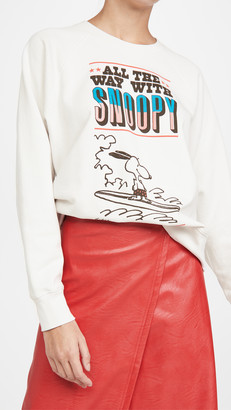 Marc Jacobs Peanuts x MJ The Sweatshirt