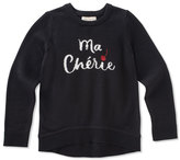 Kate Spade Ma Cherries Knit Sweater, Size 7-14