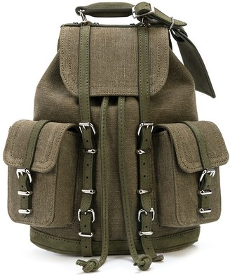 Readymade Military Cargo Backpack