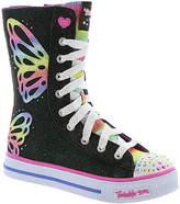 Skechers Twinkle Toes Shuffles-Flutter Fun (Girls' Toddler-Youth)