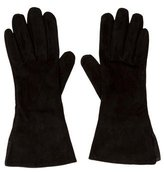 Loro Piana Suede Gloves