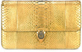 Alexander McQueen Heart clutch - women - Leather - One Size