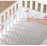 Carter's Child of Mine by Little Birds and Friends Fresh Air Crib Liner