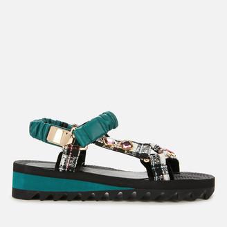 Kurt Geiger Women's Orion Flat Sandals - Multi/Other