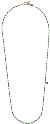 Isabel Marant Resin Beaded Necklace
