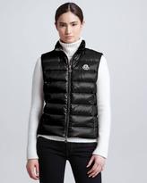 Moncler Zip-Front Puffer Vest