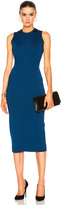Victoria Beckham Shine Viscose Dress