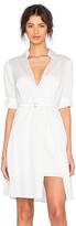 Halston Shirt Dress
