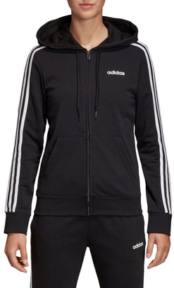 adidas Essentials 3-Stripes Full Zip Hoodie