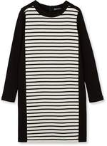 Petit Bateau Womens striped shift dress