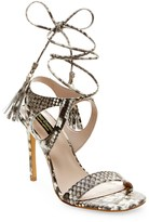 Juicy Couture Farrah Ghlillie High Heel Sandal