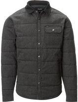 Brixton Cass Jacket - Men's Black/Grey XL