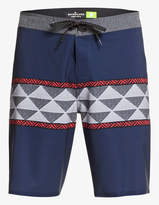 Quiksilver Men's Board Shorts NAVY - Navy Blazer High Enforcer Board Shorts - Men & Big
