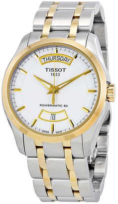 Tissot Couturier Powermatic 80 Chronograph Automatic Men's Watch T035.407.22.011.01