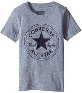 Converse Snow Yarn Chuck Patch Tee (Toddler/Little Kids)