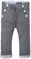 Tommy Hilfiger Final Sale- Th Kids Pinstripe Sailor Pant