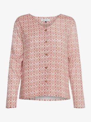 Blend She Panco Patterned Blouse - S