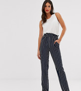 Y.A.S Tall stripe pants