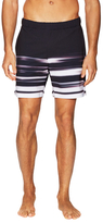Theory Swimmer Kick Streak Shorts