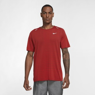 Nike Men's Running Top TechKnit Ultra
