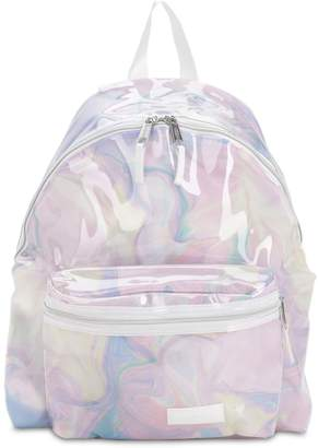 Eastpak 24l Padded Pak'r Transparent Backpack