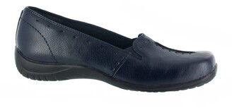 Easy Street Shoes Purpose Comfort Flat - Multiple Widths Available