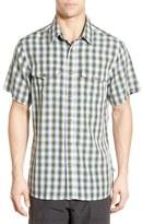 Fjäll Räven 'Abisko Cool' Regular Fit Plaid Sport Shirt