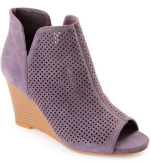 Journee Collection Women's Andies Wedge Women's Shoes