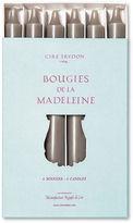 Cire Trudon S/6 Madeleine Taper, Taupe