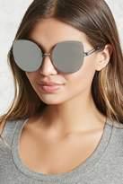 Forever 21 Oversized Cat Eye Sunglasses