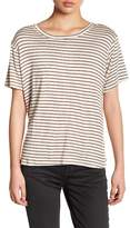 C&C California Kyra Relaxed Striped Tee