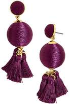 BaubleBar Samba Ball Drop Earrings