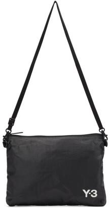 Y-3 Black Sacoche Bag