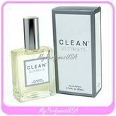 CLEAN Ultimate Eau De Parfum Spray 2 Oz For Women