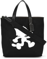 Coach 'Felix Whistling' tote - women - Cotton/Leather - One Size