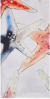 Kim Seybert Starfish-Print Cotton Napkin