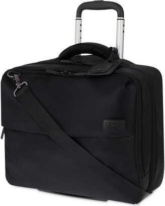 Lipault Plume Business rolling tote 45cm, Black