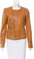 IRO Leather Isabel Jacket