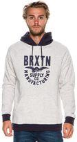 Brixton Alliance Hood Fleece