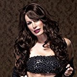 Blush Broadway Fantasy Style Synthetic Wig Chocolate
