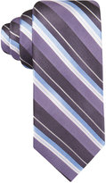 Ryan Seacrest Distinction Men's Bedford Slim Stripe Tie, Only at Macy's
