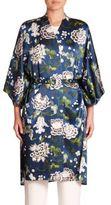 ADAM by Adam Lippes Floral Silk Kimono Jacket
