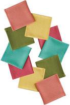 DESIGN IMPORTS Design Imports Bali Set of 10 Assorted Dishcloths