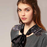 Blakegodbold Black Silk Rose Corsage