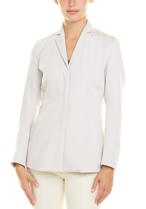 Akris Silk-Blend Jacket
