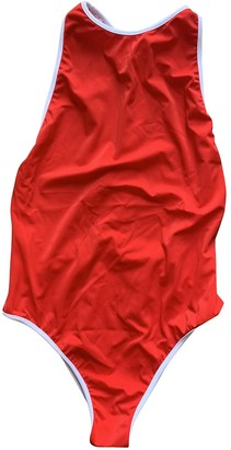 ACK Red Swimwear for Women