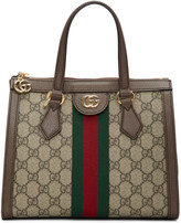Gucci Beige Small GG Ophidia Bag