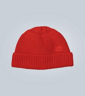 Gucci Cotton hat with interlocking G